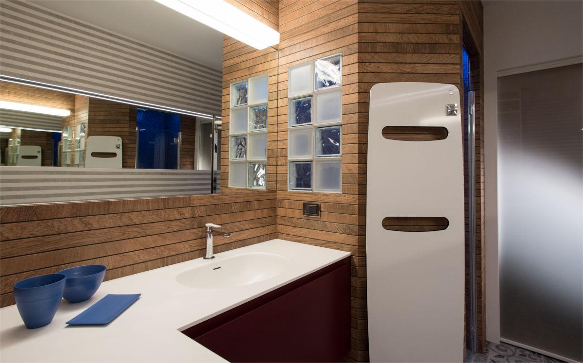 Rivestimenti design per bagni ristrutturati o nuovi | MB+Lab ...