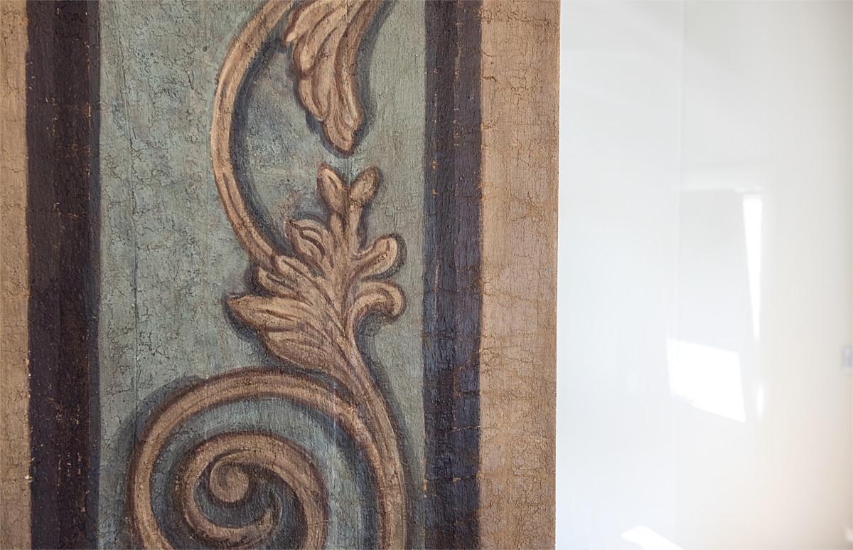 Decorazioni pittoriche per porte e pareti della casa mb - Decorazioni pittoriche ...
