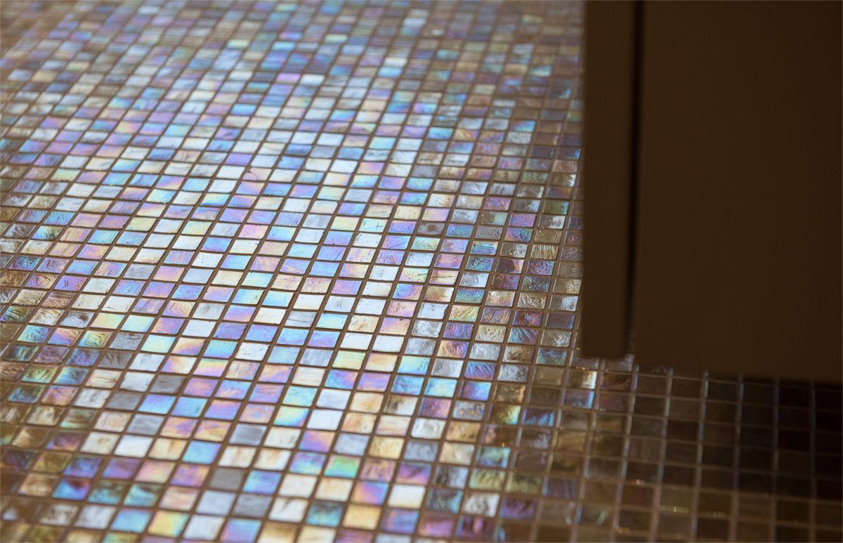 Pavimenti mosaico piastrelle bagno mblab mb lab - Piastrelle mosaico bagno ...