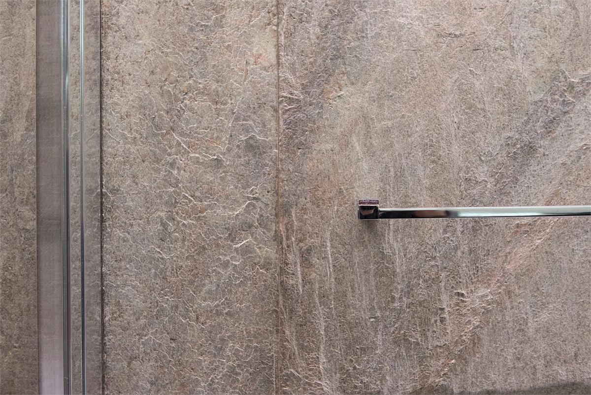 Rivestimenti Bagno In Ardesia : Rivestimento bagno in ardesia mb lab ristrutturazioni