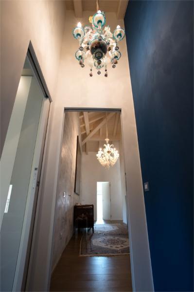Illuminazione e decorazioni d'interni